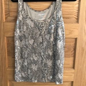 Women's shell camisole XL